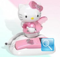 telefono da tavolo hello kitty