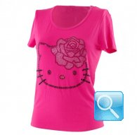 magla hello kitty t-shirt fuxia L