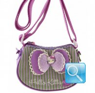 Borsa Hello Kitty Tracollina Ribbon Lilac