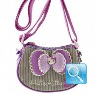 Borsa Hello Kitty Tracollina Ribbon Lilac