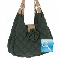 Borsa Shoulder S la Martina d. Green Camomilla
