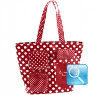 Borsa M Red Camomilla