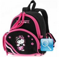 zainetto hello kitty the show small backpack