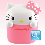 cestino hello kitty