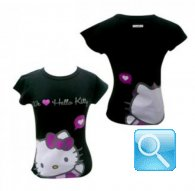 t-shirt hello kitty maglia 4-5ANNI