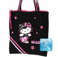 borsa hello kitty the show sporta a tracolla