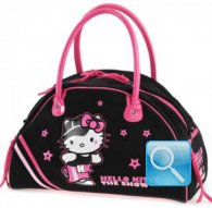borsa hello kitty the show sport bag