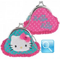 porta monete hello kitty