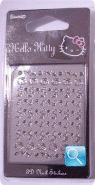 adesivi per unghie hello kitty c.7