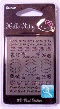 adesivi per unghie hello kitty c.5