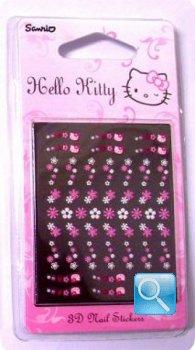 adesivi per unghie hello kitty c.9