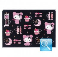 album foto hello kitty