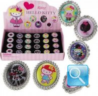 anello cameo hello kitty