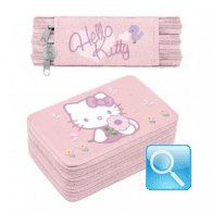 astuccio hello kitty rosa novita' 2012