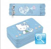 astuccio hello kitty azzurro novita' 2012