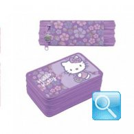 astuccio hello kitty viola novita' 2012