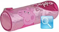 Astuccio-Tombolino Peppa Pig Rosa