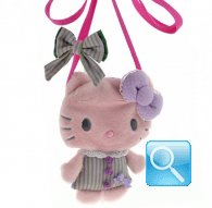 borsa hello kitty peluches