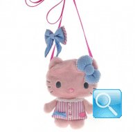 borsa hello kitty peluches tracollina