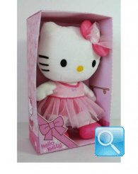 peluche hello kitty ballerina