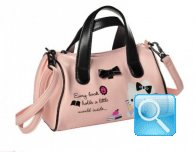 borsa hello kitty tracolla lovely