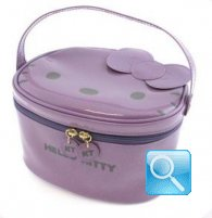 beauty case hello kitty S lilac