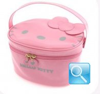 beauty case hello kitty S pink