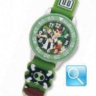 Orologio Cartoon Network Ben 10 BT002