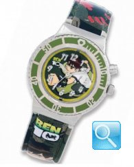 Orologio Cartoon Network Ben 10 BT009