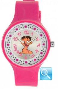 Orologio Betty Boop Fucsia