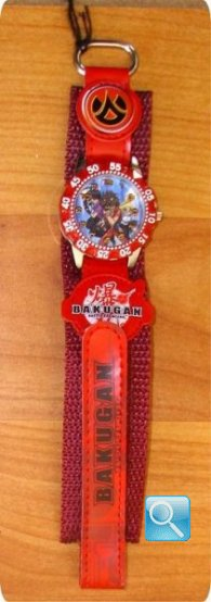 Orologio Cartoon Network Bakugan N006