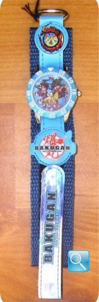 Orologio Cartoon Network Bakugan N007