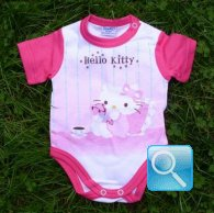 tutina hello kitty body neonato