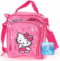 Borsa Hello Kitty M Jewerly pink