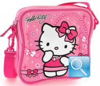 Borsa Hello Kitty S Jewerly pink