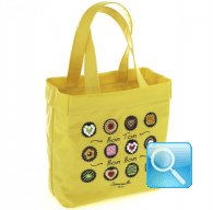 borsa camomilla  s yellow