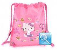 borsa hello kitty a sacchetto S pink