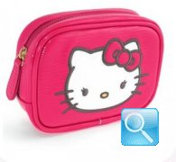 beauty hello kitty busta fucsia
