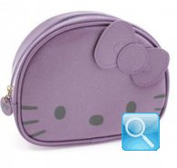 beauty hello kitty busta L lilac