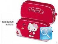 astuccio hello kitty busta mad maxi magenta nuova collezione 2013
