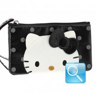 bustina city hello kitty black