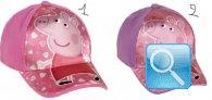 Cappelli con visiera Peppa Pig