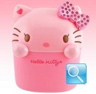 Cestino Auto Hello Kitty Rosa