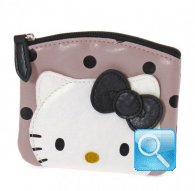 Portamonete Coin Purse city hello kitty pink