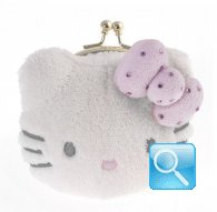 Portamonete Coin Purse Kitty Marshmallow Pink