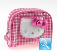 porta monete hello kitty cherry