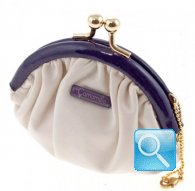 coin purse s gisele white