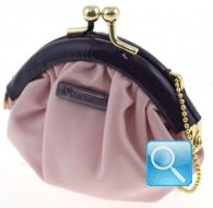coin purse xs gisele l. pink