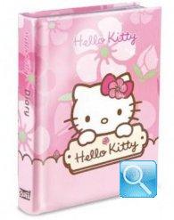 diario hello kitty rosa