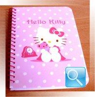 quaderno agenda hello kitty